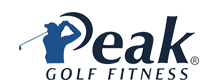 Peak Golf Fitness Logo